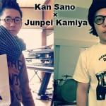 Kan-Sano-×-Junpei-Kamiya