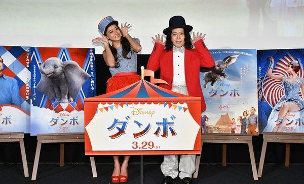 『ダンボ』公開記念スペシャルトークイベント_メイン