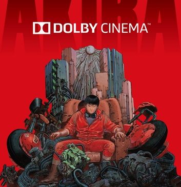 「AKIRA」Dolby CINEMAポスター (1)