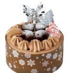 SHINGO to クリスマス!生チョコとホワイトチョコプリンのおいし~い‼ショコラケーキ