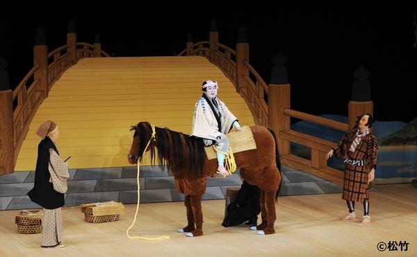 シネマ歌舞伎「鰯賣戀曳網」舞台写真_2
