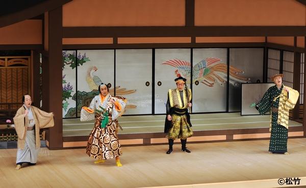 シネマ歌舞伎「鰯賣戀曳網」舞台写真_3