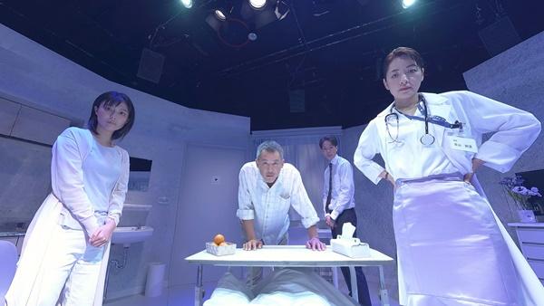 VR演劇「僕はまだ死んでない」本編場面ショット1