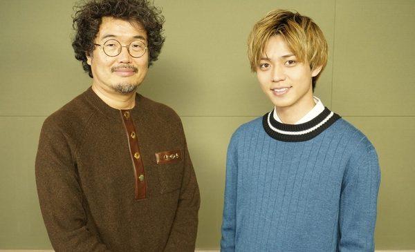 ★映画『弱虫ペダル』ビジュアルコメンタリー収録現場写真