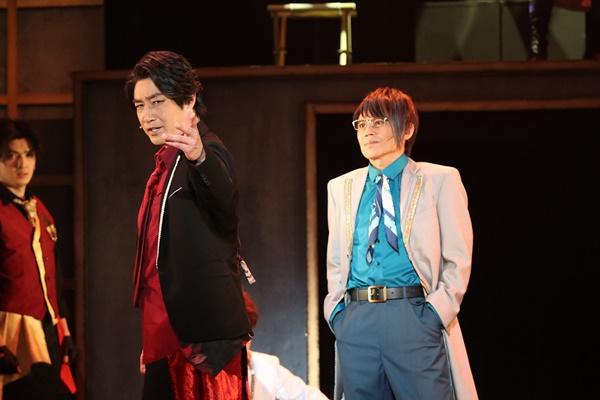 左から)津田、玉野