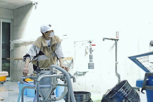 橘ケンチ(EXILE)白糸酒造造り時写真.0430