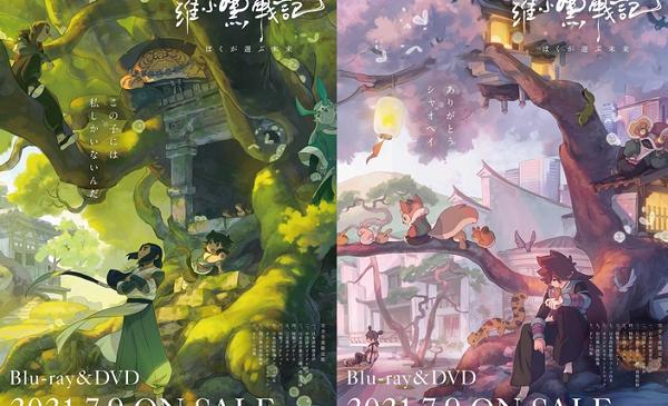 BD&DVDポスター2種