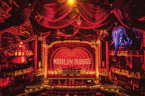 Moulin Rouge! The Mmrphot