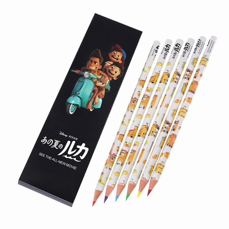 『あの夏のルカ』色鉛筆セット