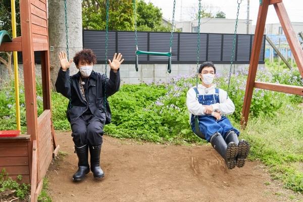 【0506(木)正午解禁】「なぎスケ!」水原希子出演回場面写真09