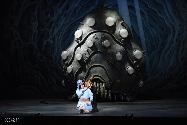 新作歌舞伎『風の谷のナウシカ』S1M4062