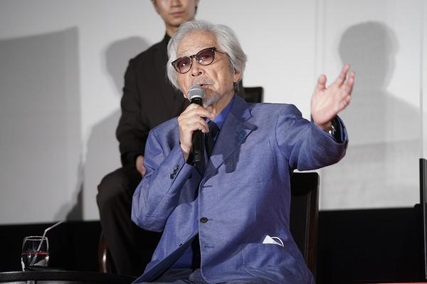 『キネマの神様』0628舞台挨拶_山田監督