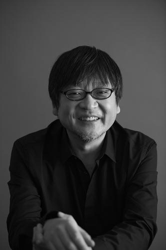 細田監督(撮影/神藤 剛)
