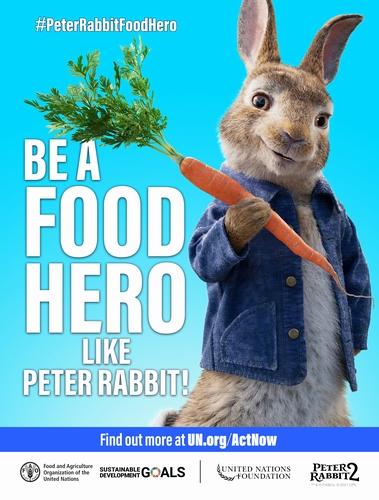 PR2_UN_BE A FOOD HERO_FINAL - LAUNCH DATE JUNE 10