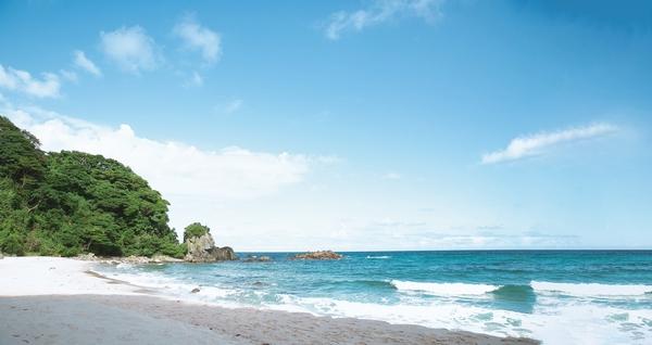 京丹後の海