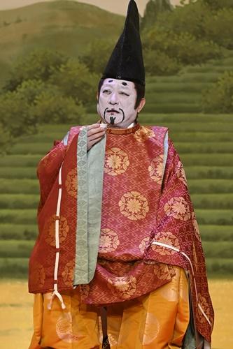 新作喜劇『一休さん』渋谷天外