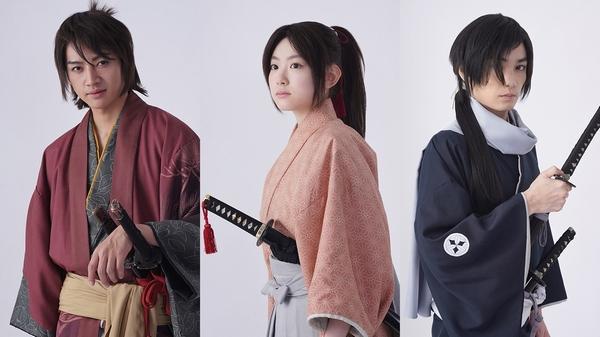 0702「薄桜鬼」キャラクタービジュアル