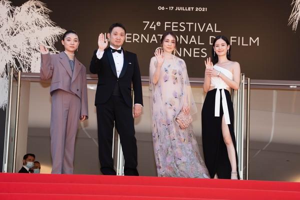 DMC_Cannes_REDCARPET01(c) Kazuko Wakayama