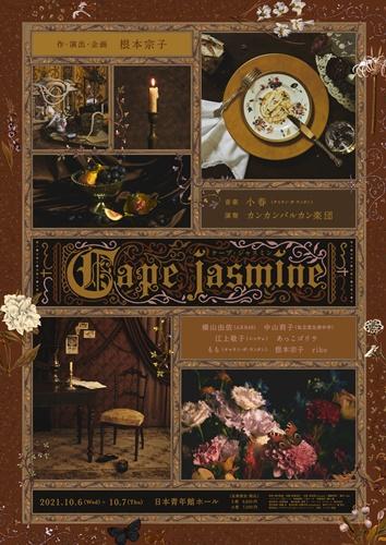 Cape_jasmineイメージビジュアル
