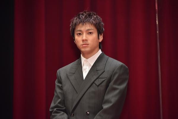 「燃えよ剣」オフィシャル写真⑥(山田裕貴)