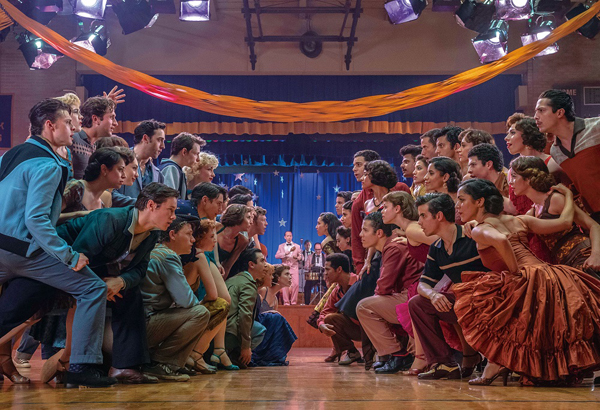 Scene from 20th Century Studios' WEST SIDE STORY.