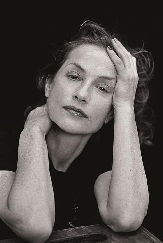 Isabelle Huppert © Peter Lindbergh, courtesy Peter Lindbergh Foundation, Paris