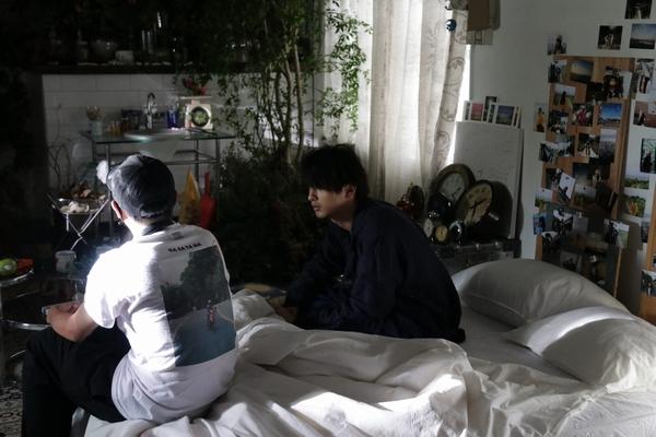 ★解禁用メイキング写真②