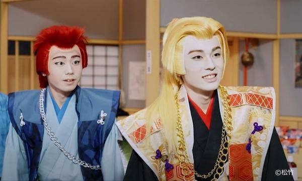 図夢歌舞伎「弥次喜多」_sub3